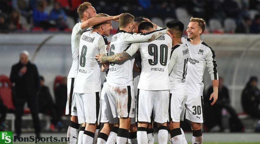 Прогноз на матч: Краснодар – Анжи