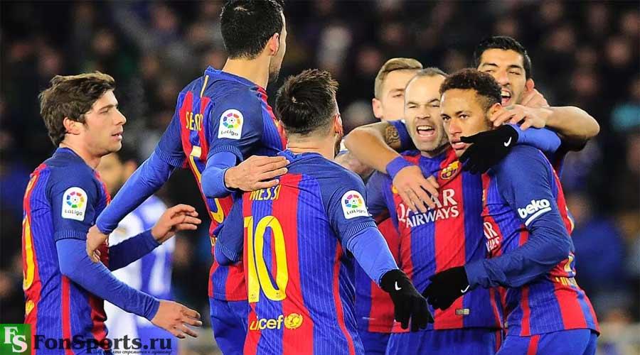 Обзор матча: Реал – Барселона от 23.04.2017