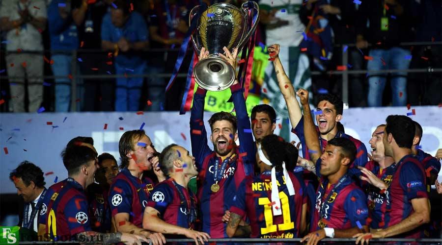 Ювентус – Барселона: прогноз от эксперта Сергея Колодина