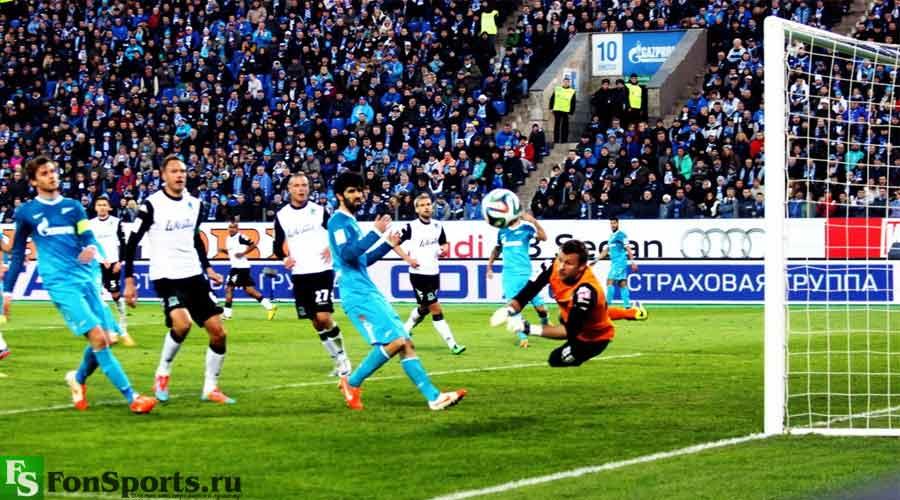 Зенит – Краснодар 17.05.2017: прогноз и ставка на матч