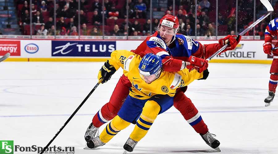 Швеция – Россия (1:2) | Видеообзор ЧМХ 2017