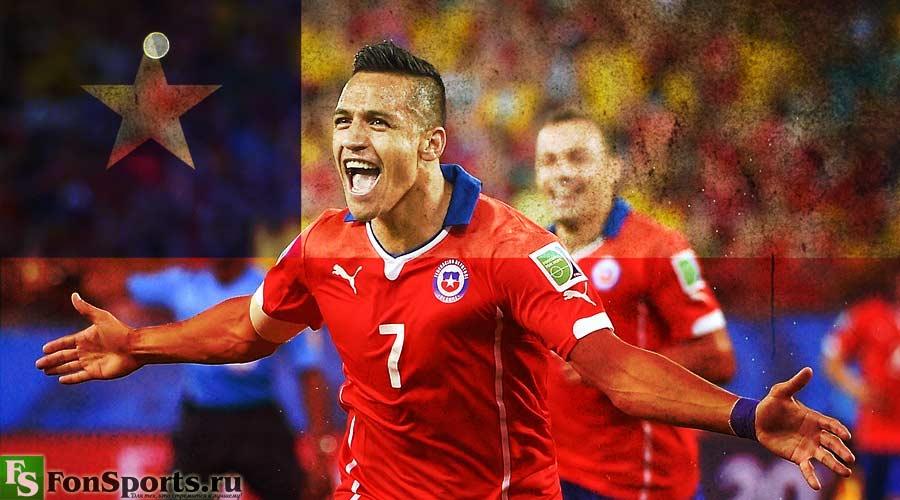 Германия – Чили: прогноз, анализ и обзор матча на 22.06.2017