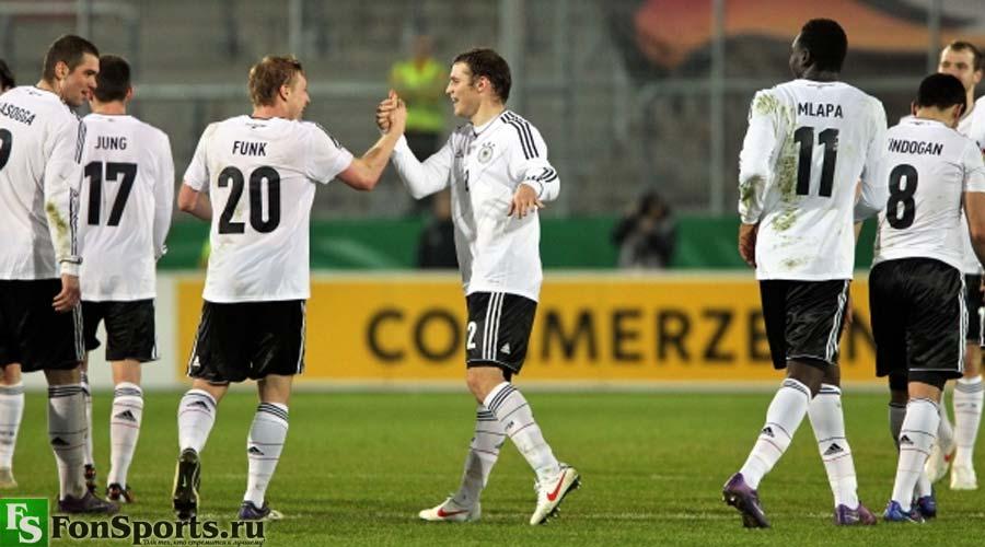Германия U21 – Чехия U21: прогноз, обзор матча 18-06-2017