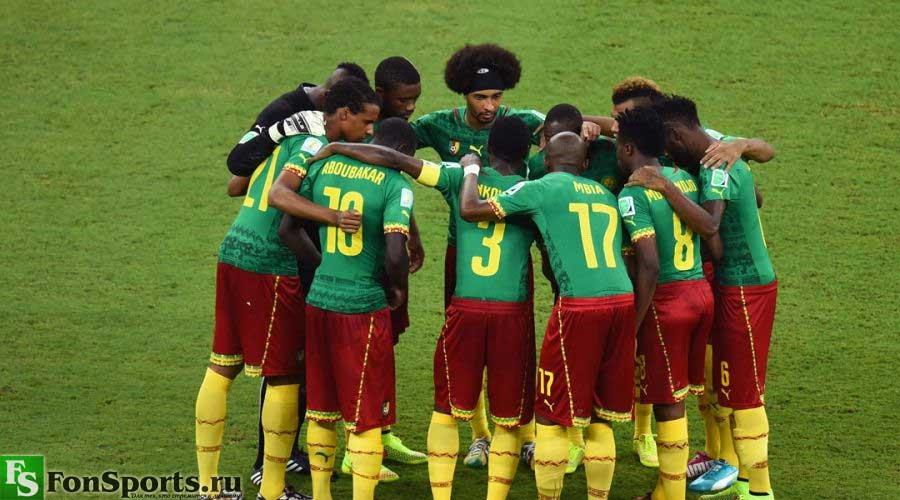 Камерун – Австралия. Погноз на Кубок Конфедераций 2017
