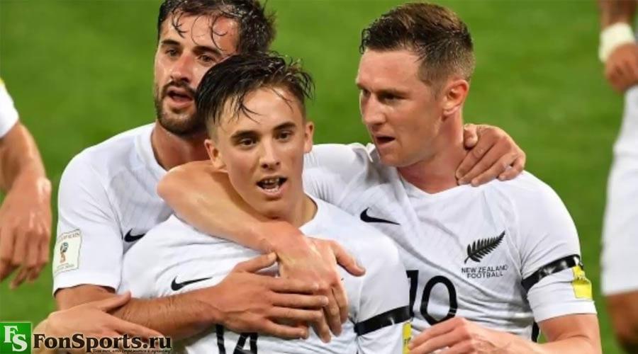 Новая Зеландия – Португалия 24-06-2017. Прогноз от Александра Шамутило