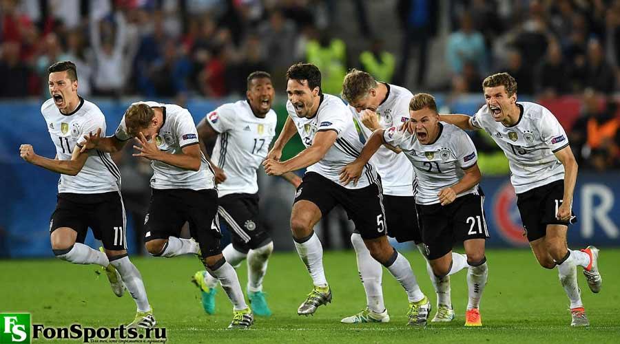 Англия U19 - Германия U19: Прогноз и обзор матча 09.07.2017