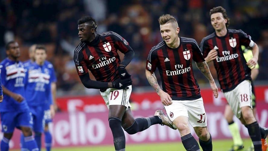 Сампдория – Милан 24 сентября: прогноз и ставка на матч
