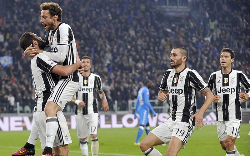 Милан – Ювентус 28 октября 2017: прогноз и обзор матча