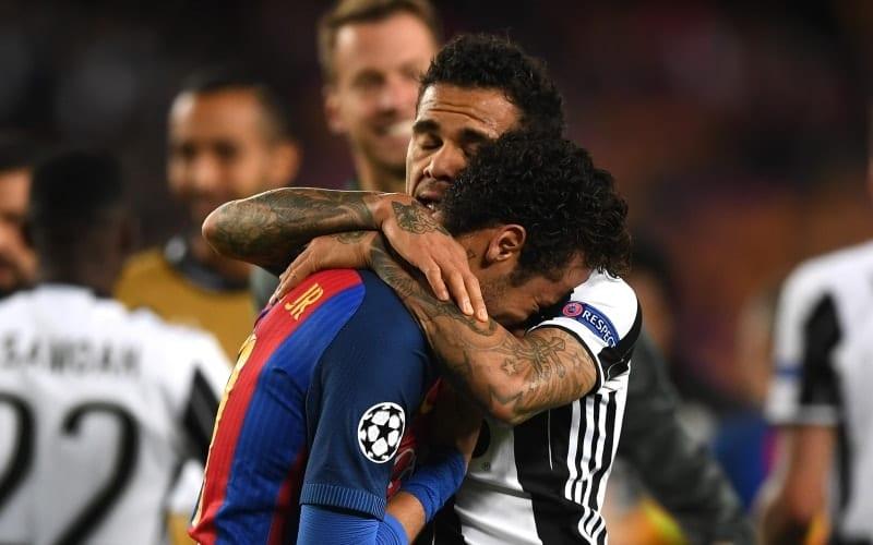 Как сыграли «Ювентус» и «Барселона» в Лиге Чемпионов