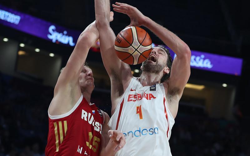 Баскетболисты России забрали победу у Бельгии