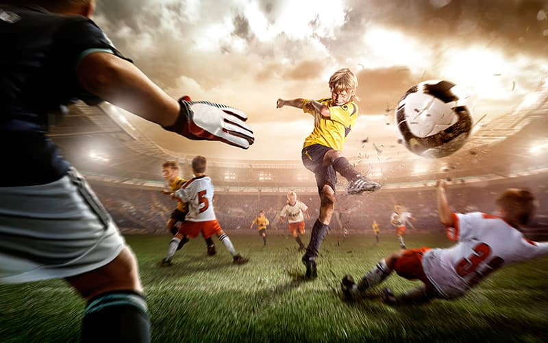 Правила футбола кратко