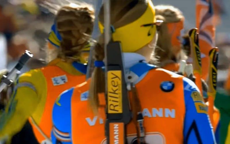 Биатлонисты России на олимпиаде 2018 будут в форме с орнаментом Азии