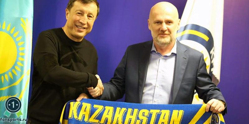 Михал Билек подписал контракт со сборной Казахстана по футболу