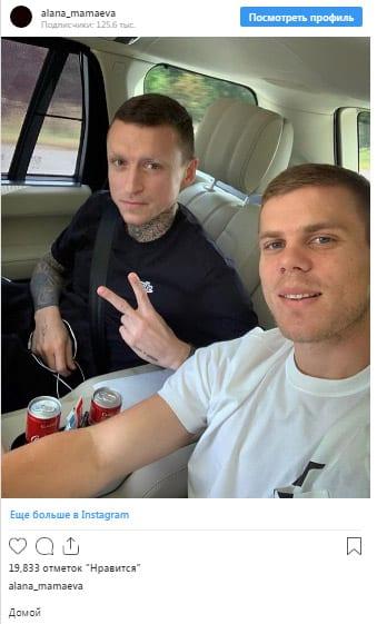 Последние новости Кокорина и Мамаева: футболистов отпустили по УДО