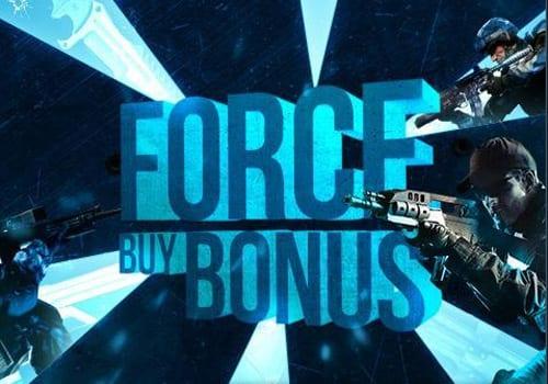FORCE BUY - это бонус в 1xbet