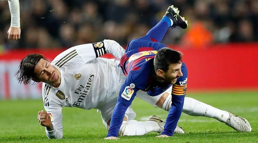 испанский чемпионат по футболу