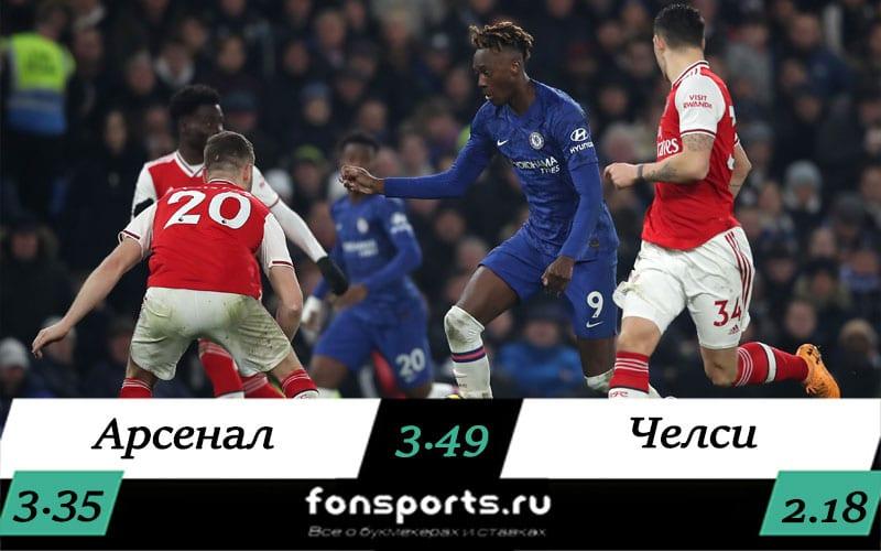 Арсенал – Челси прогноз Сергея Колодина (1 августа 2020)