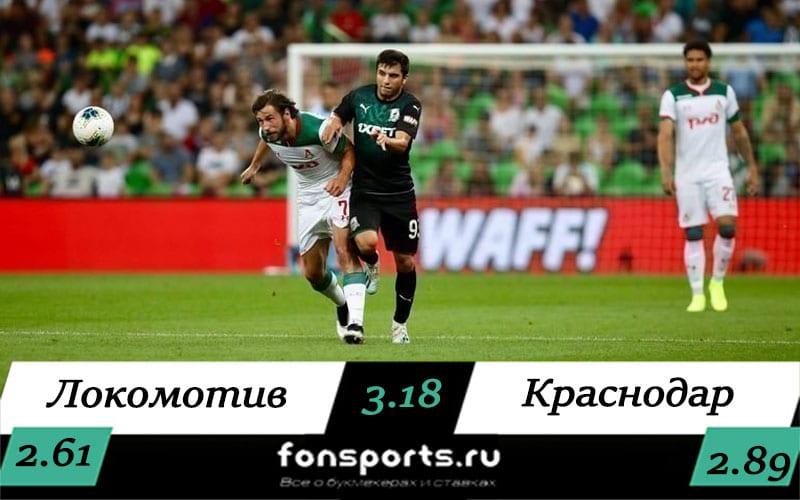 Локомотив – Краснодар прогноз Сергея Колодина (15 августа 2020)