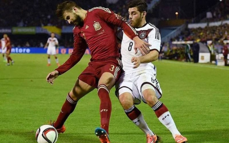 Германия — Испания 03.09.2020 прямая