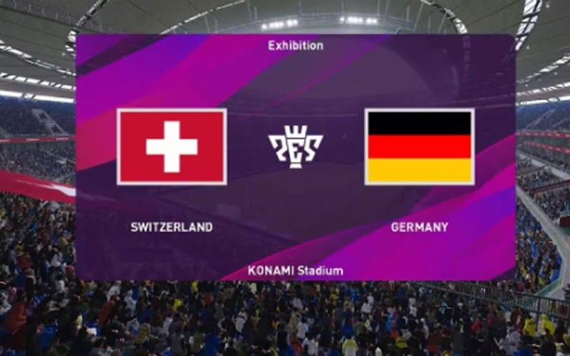 Прогноз на матч Швейцария – Германия