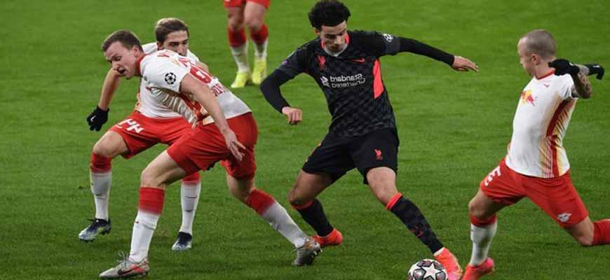 Прогноз на матч «Ливерпуль» - «РБ Лейпциг», 10 марта 2021 года