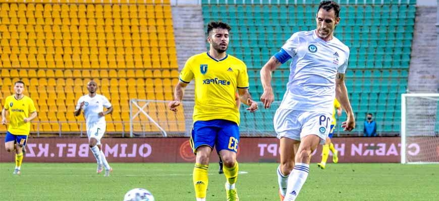 Жетысу - Ордабасы прогноз на футбол сегодня 19 апреля 2021 года