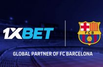1xBet стал спонсором ФК «Барселона» до 2024 года