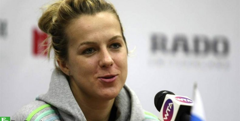 Анастасия Павлюченкова поднялась в рейтинге по теннису