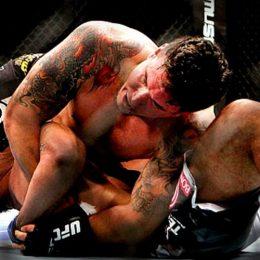 Боец UFC Антонио Ногейра попался на применении запрещенных веществ