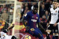 Барселона – Валенсия. Прогноз и статистика (01.02.2018)