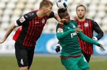 Локомотив закончил матч против Амкара со счетом 3:3
