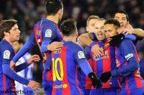 «Реал Мадрид» проиграл «Барселоне» в 33 туре Ла-Лиги