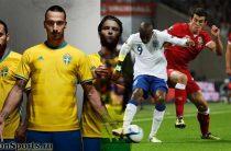 Швеция (21) – Англия (21): прогноз, обзор матча на 16-06-2017
