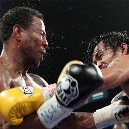 Известный боксер Шейн Мозли приедет в Екатеринбург