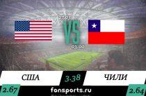 США — Чили. Прогноз и обзор матча (27 марта 2019)