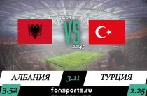 Албания — Турция. Прогноз и обзор матча (22 марта 2019)