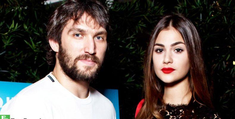 Александр Овечкин и Анастасия Шубская — свадьба века