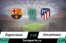 Барселона – Атлетико Мадрид: прогноз на Суперкубок Испании (9 января 2020)