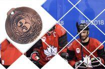 Сборная Канады по хоккею взяла третье место на ОИ
