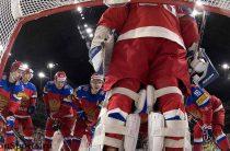 «Россия» обыграла «Италию» в ЧМ по хоккею 2017 года со счетом 1:10