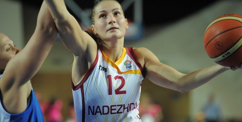 Баскетболистки «Надежды» с Оренбурга отдали победу гостям «УГМК»
