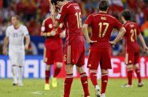 Сборная России по футболу примет испанцев в Санкт-Петербурге