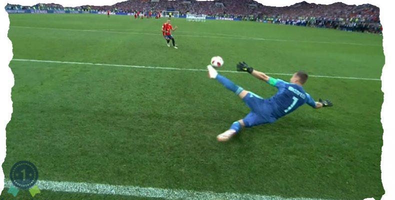 Сборная России по пенальти переиграла Испанию (3:4)